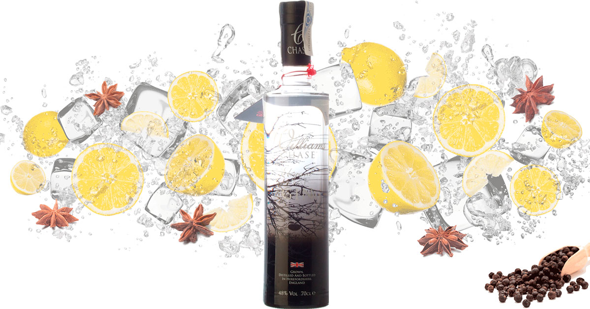Foto de Ginebra Williams Chase Crisp Gin